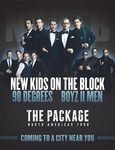 New Kids On The Block, 98 Degrees & Boys II Men, Tacoma, WA 2013